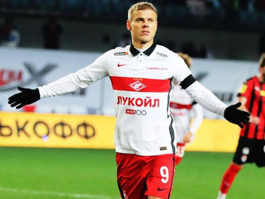 Александр Кокорин может вернуться в ФК «Сочи»