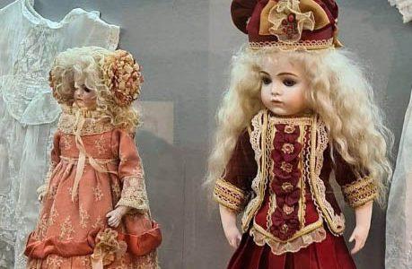 В Новороссийске открылась выставка «Царские куклы»
