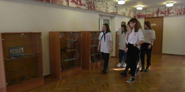 В ВДЦ «Орленок» проходит первая в этом году военно-патриотическая смена