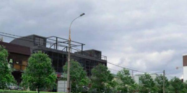 В Новороссийске начали строить аллею вдоль Мысхакского шоссе
