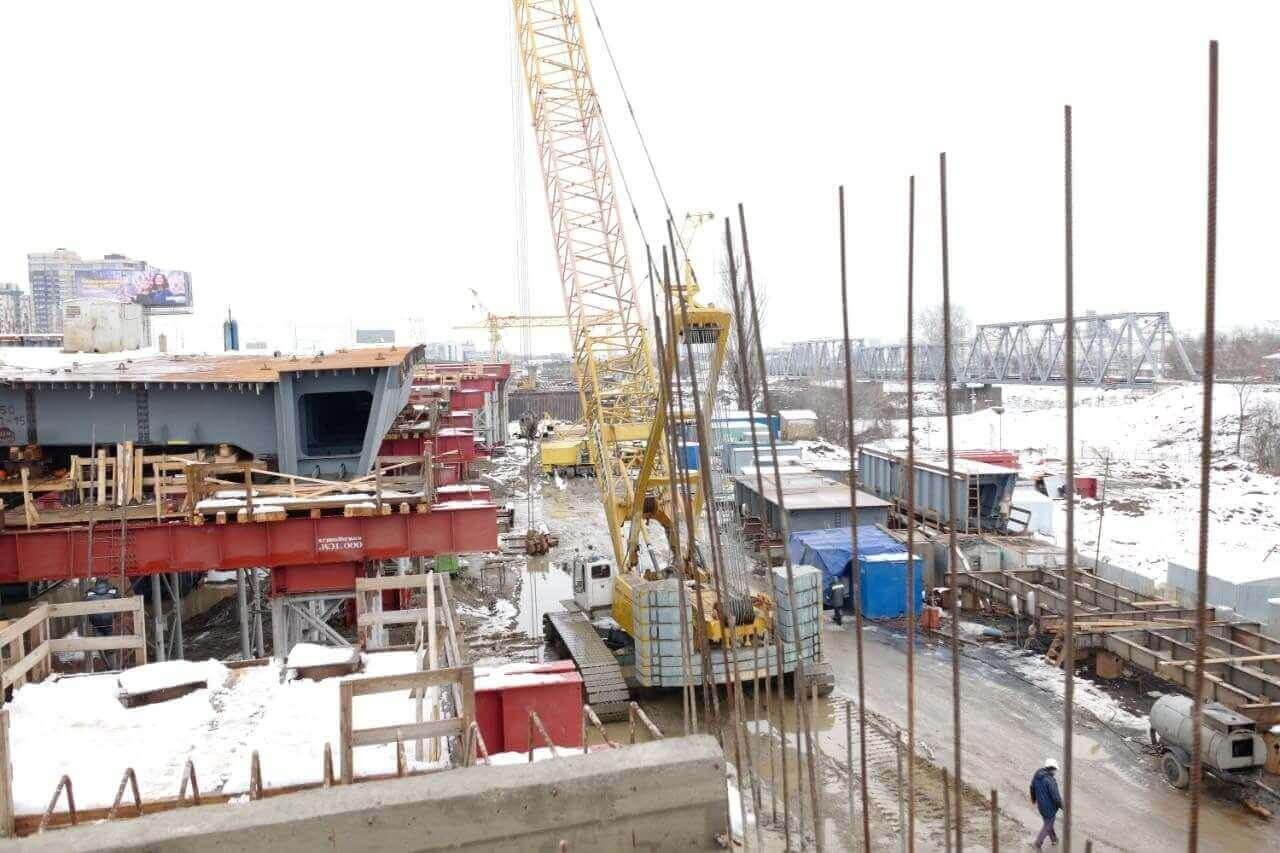 Строительство Яблоновского моста в Краснодаре могут завершить раньше срока