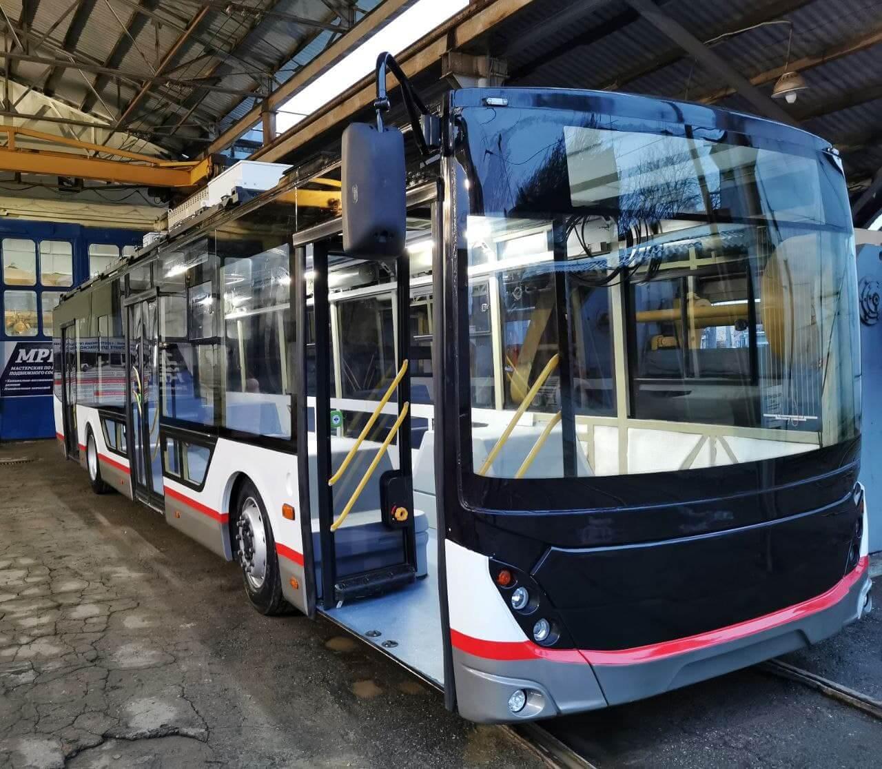 В Краснодаре на базе КТТУ будут собирать новые троллейбусы