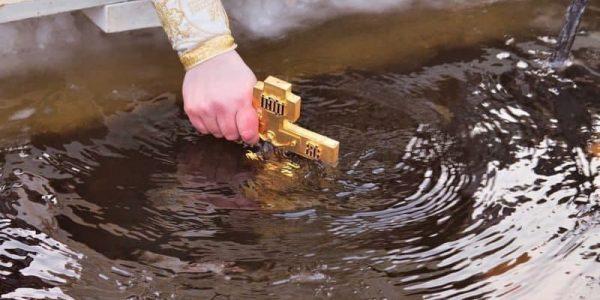 В Краснодаре подготовили четыре места для крещенских купаний
