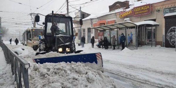 Морозы и снег на Кубани продержатся до 22 января