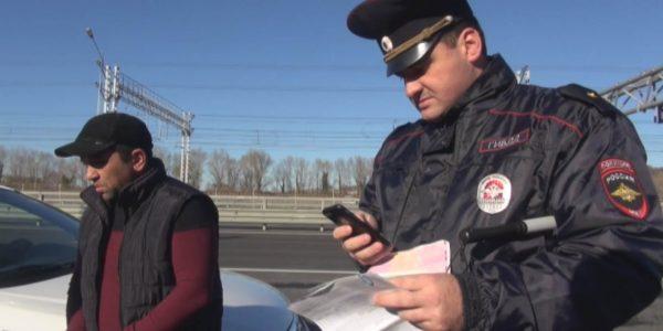 На Кубани автоинспекторы проводят профилактические рейды среди такси