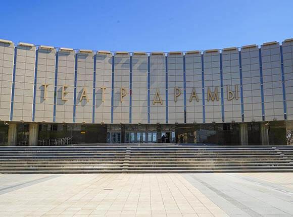 Краснодарский театр драмы покажет онлайн-концерт к своему столетию