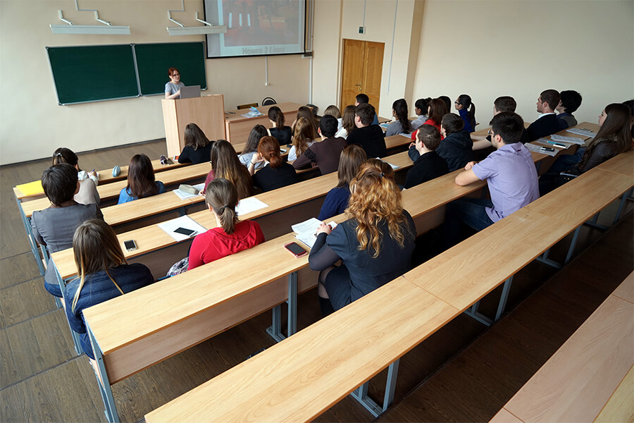 На Кубани около 75 тыс. студентов вернулись к очной форме обучения