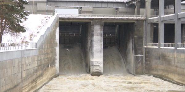В Краснодаре объем водохранилища за неделю увеличился вдвое по сравнению с летом