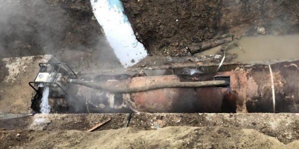 В Краснодаре из-за аварии без отопления и горячей воды остались 238 многоэтажек