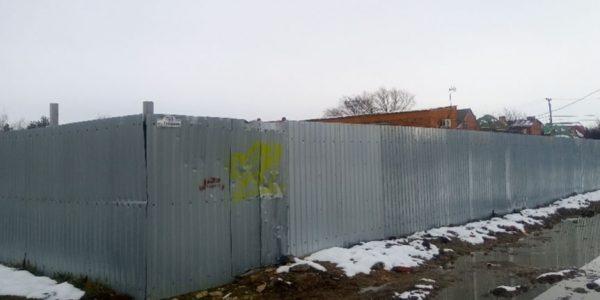 В Краснодаре на месте старых гаражей сделают сквер или парковку