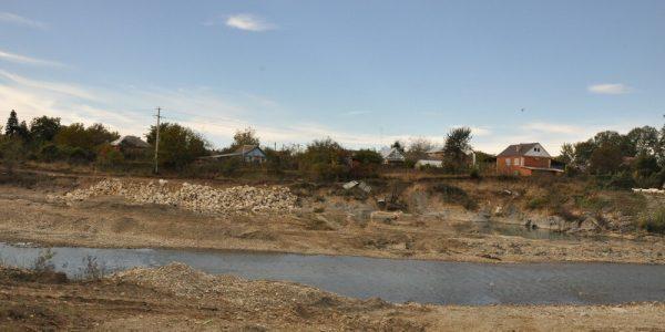 На Кубани проверили более 160 бесхозных дамб и водных сооружений