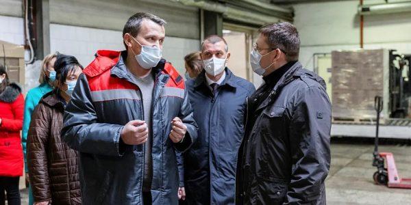 В Лабинском районе реализовали 22 проекта в области бережливого производства