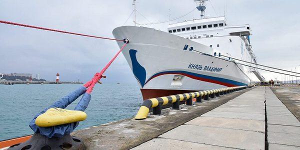 В июне лайнеры возобновят круизы по Черному и Азовскому морям