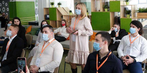 На Кубани помощь в коворкинге «Место действия» получили более 100 бизнесменов