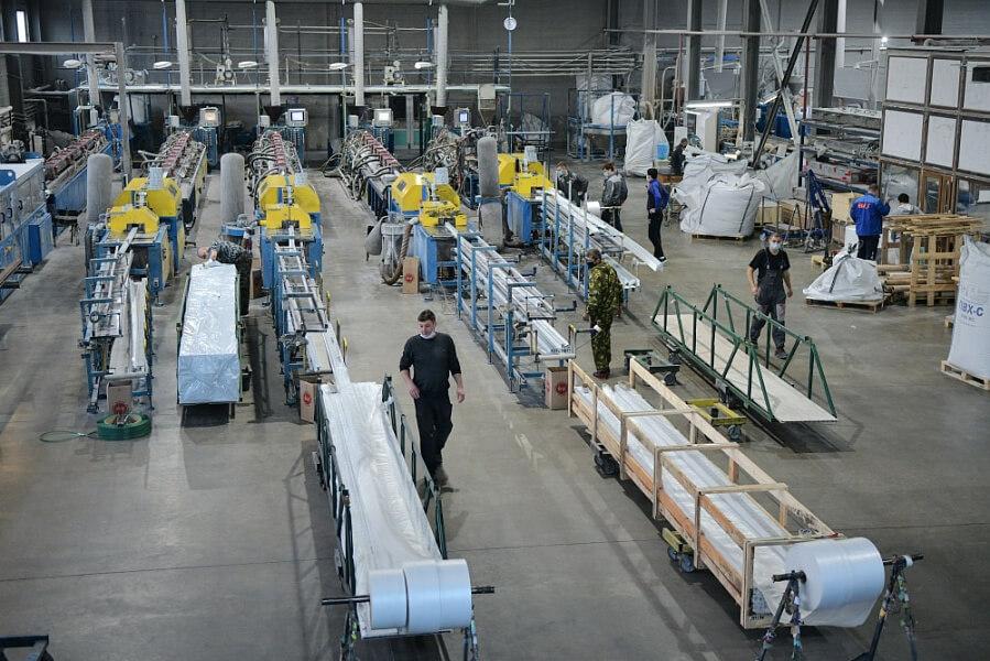 На Кубани промышленное производство в январе выросло на 4%
