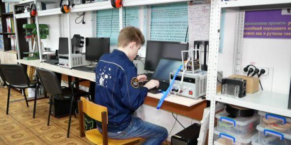Школьники из Курганинска собирают антенну для спутника SiriusSat-3