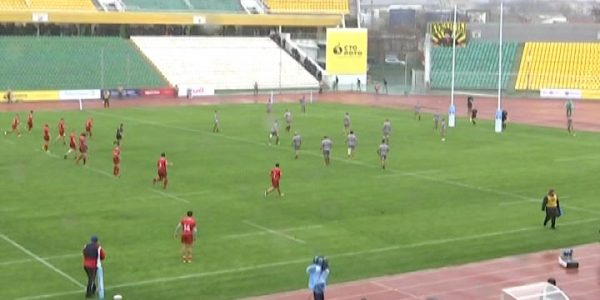 Успехи и неудачи сборной России по регби на стадионах Кубани