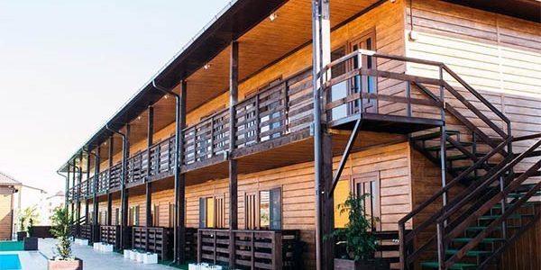 В Анапе снесут незаконно построенную гостиницу