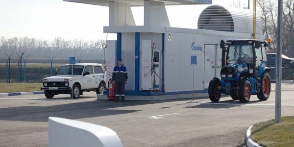 В Краснодаре построят шесть газозаправочных станций