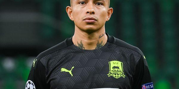 Защитник ФК «Краснодар» Рамирес из-за травмы не будет играть до конца сезона