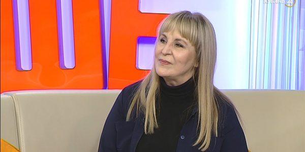 Евгения Буглакова: язык — это душа, культура и образ народа