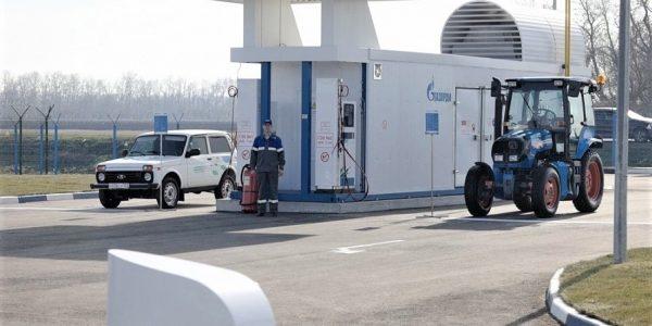 На Кубани в 2021 году построят 19 газозаправочных станций
