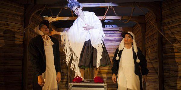 Театр Защитника Отечества представит премьеру спектакля «У ковчега в восемь»