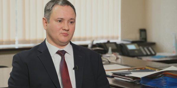Интервью с начальником управления по сопровождению систем Павлом Гагулиным