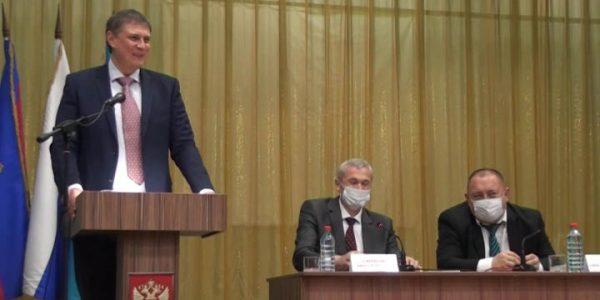 В 2020 году Белоглинский район получил 600 млн рублей на реализацию госпрограмм