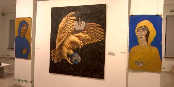 В Краснодаре открылась выставка современного искусства «Зеркало эпохи»