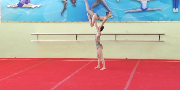 В Краснодаре 4 февраля стартуют соревнования ЮФО по спортивной акробатике