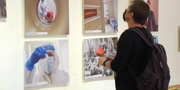 В конкурсе «Золотой фотообъектив» приняли участие лучшие фотографы краевых СМИ