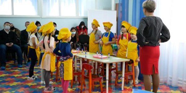 В дошкольном учреждении Лабинского района детей обучают бережливому производству
