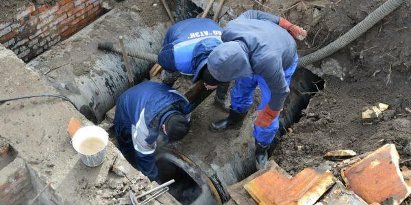 В Краснодаре завершили экстренные работы на теплосетях в Юбилейном микрорайоне