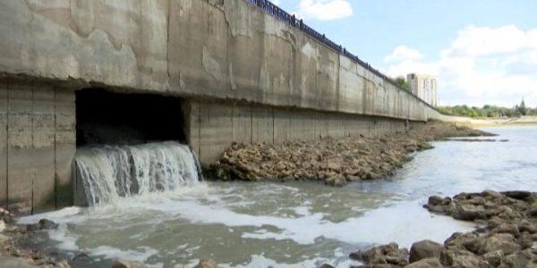 Мэрию Краснодара оштрафовали на 4 млн рублей за сброс стоков в реку Кубань