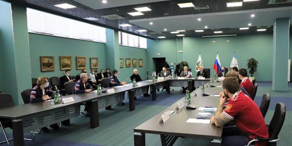 В Минспорта РФ поддержали создание центра сборных команд по регби в Сочи