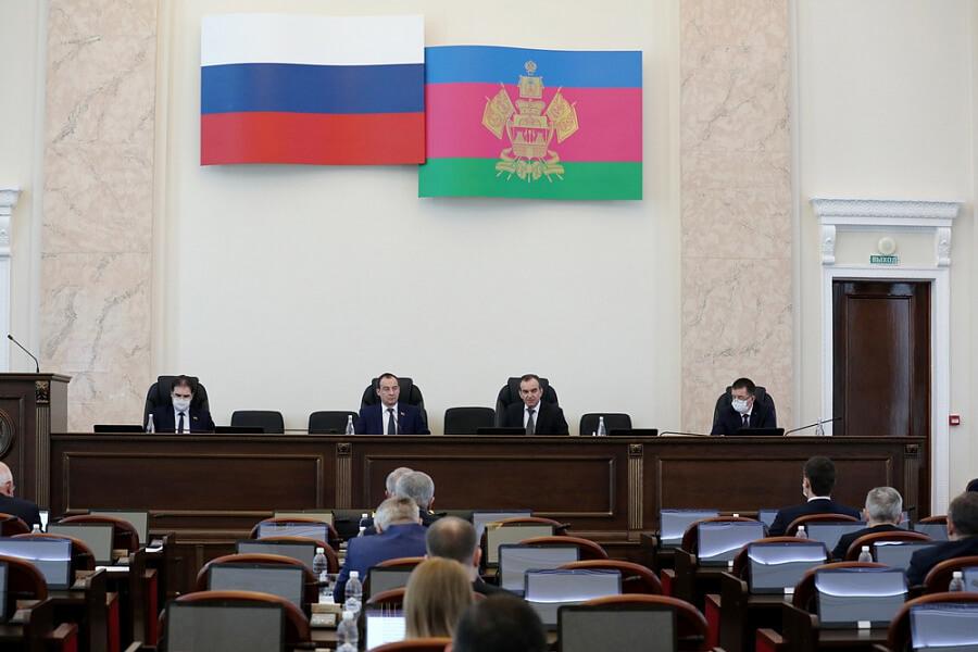 В бюджет Кубани с начала года поступило 53,7 млрд рублей
