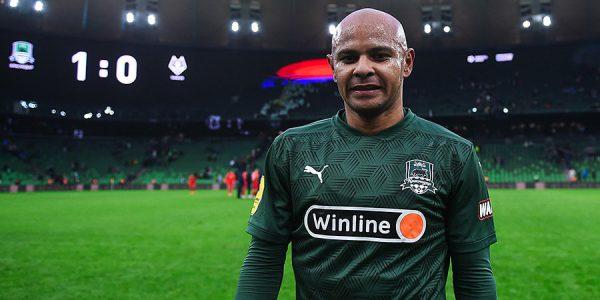 Бывший нападающий ФК «Краснодар» Ари может продолжить карьеру в Бразилии