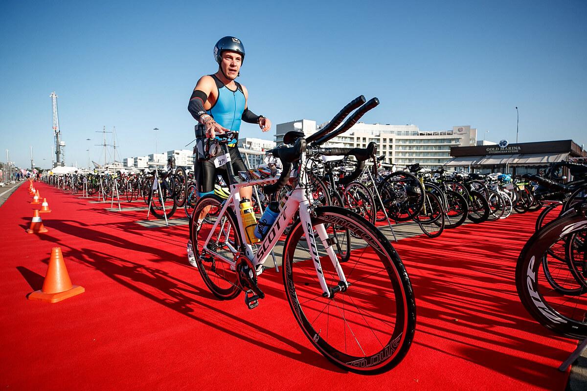В Геленджике в мае впервые пройдет триатлон Ironstar