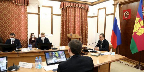 В Центр управления регионом поступило более 10 тыс. обращений от жителей Кубани