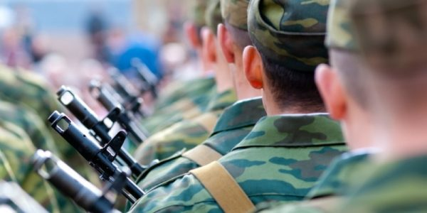 На службу в армию в весенний призыв планируют отправить около 850 краснодарцев
