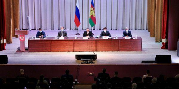 На Кубани в 2021 году на поддержку растениеводства направят 3 млрд рублей