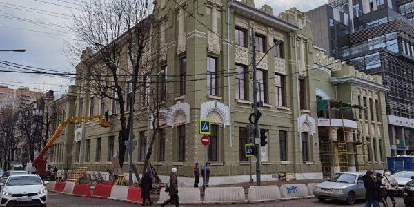 В Краснодаре к 9 мая откроется Театр Защитника Отечества — «Факты 24»