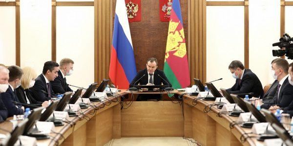 Кондратьев: модернизация теплосети Кореновска обеспечит теплом 18 тыс. жителей