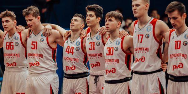 «Локомотив-Кубань — 2004» завоевал золото на первенстве России по баскетболу