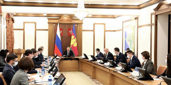 Кондратьев: на Кубани объем фондов развития бизнеса составил 5,5 млрд рублей