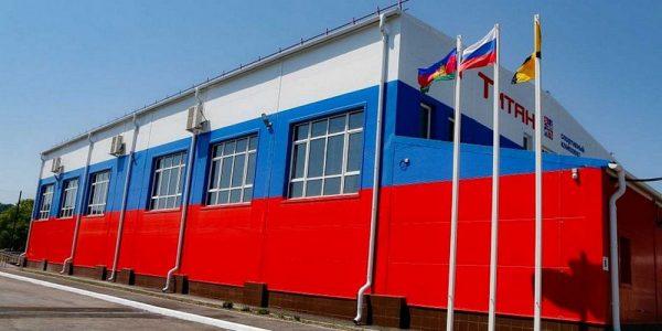 Строительство центра единоборств в станице Тбилисской завершат в декабре