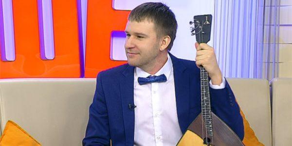 Сергей Воронцов: балалайка для меня — это способ стать максимально популярным