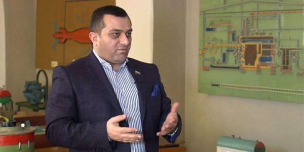 Интервью с директором кубанского учебного центра ЖКХ Эриком Арутюновым
