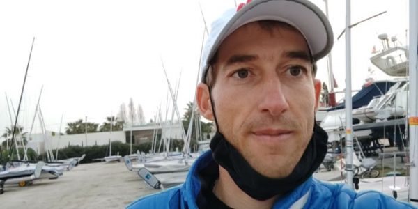 Кубанские яхтсмены принимают участие в чемпионате мира по парусному спорту